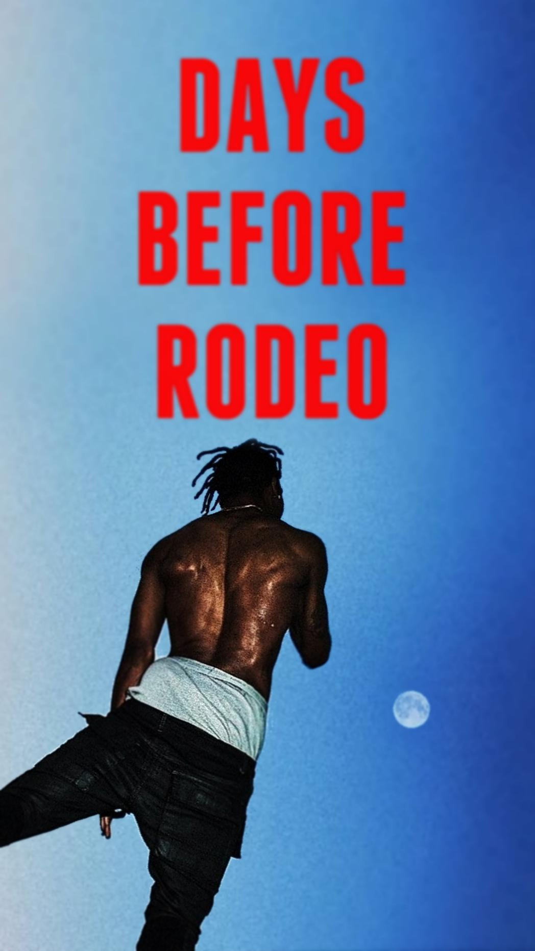 Days Before Rodeo Cover