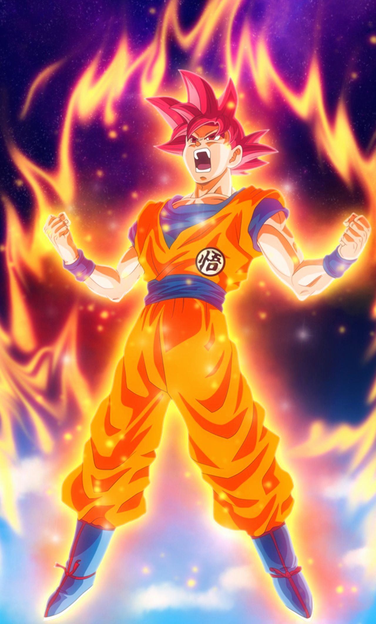 For desktop & mobile in hd or 4k resolution. Dragon Ball Z Aesthetic iPhone Wallpapers - Wallpaper Cave