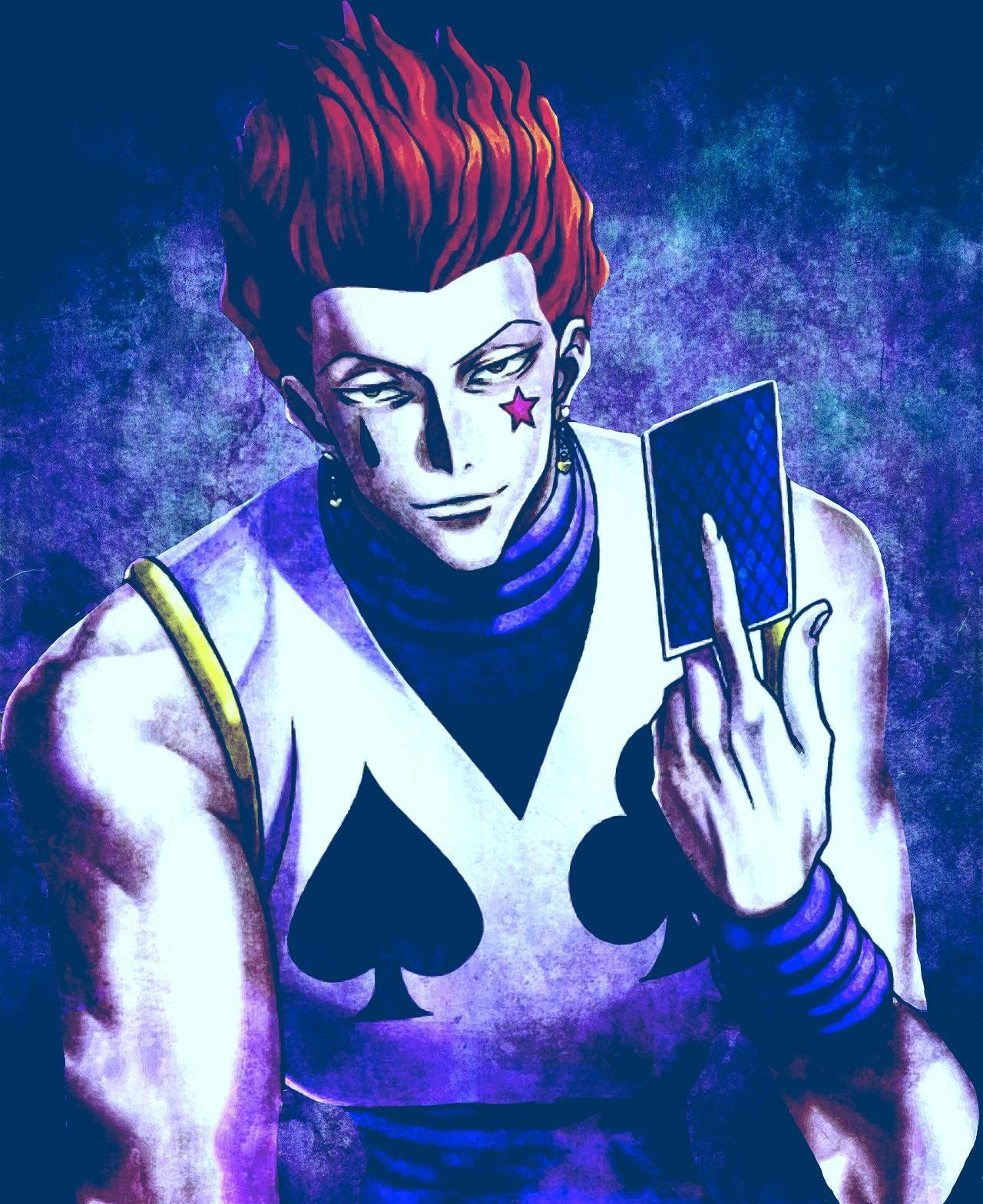 Shuffle all hunter x hunter pictures (randomized background images) or. Hisoka Aesthetic Anime Wallpapers - Wallpaper Cave