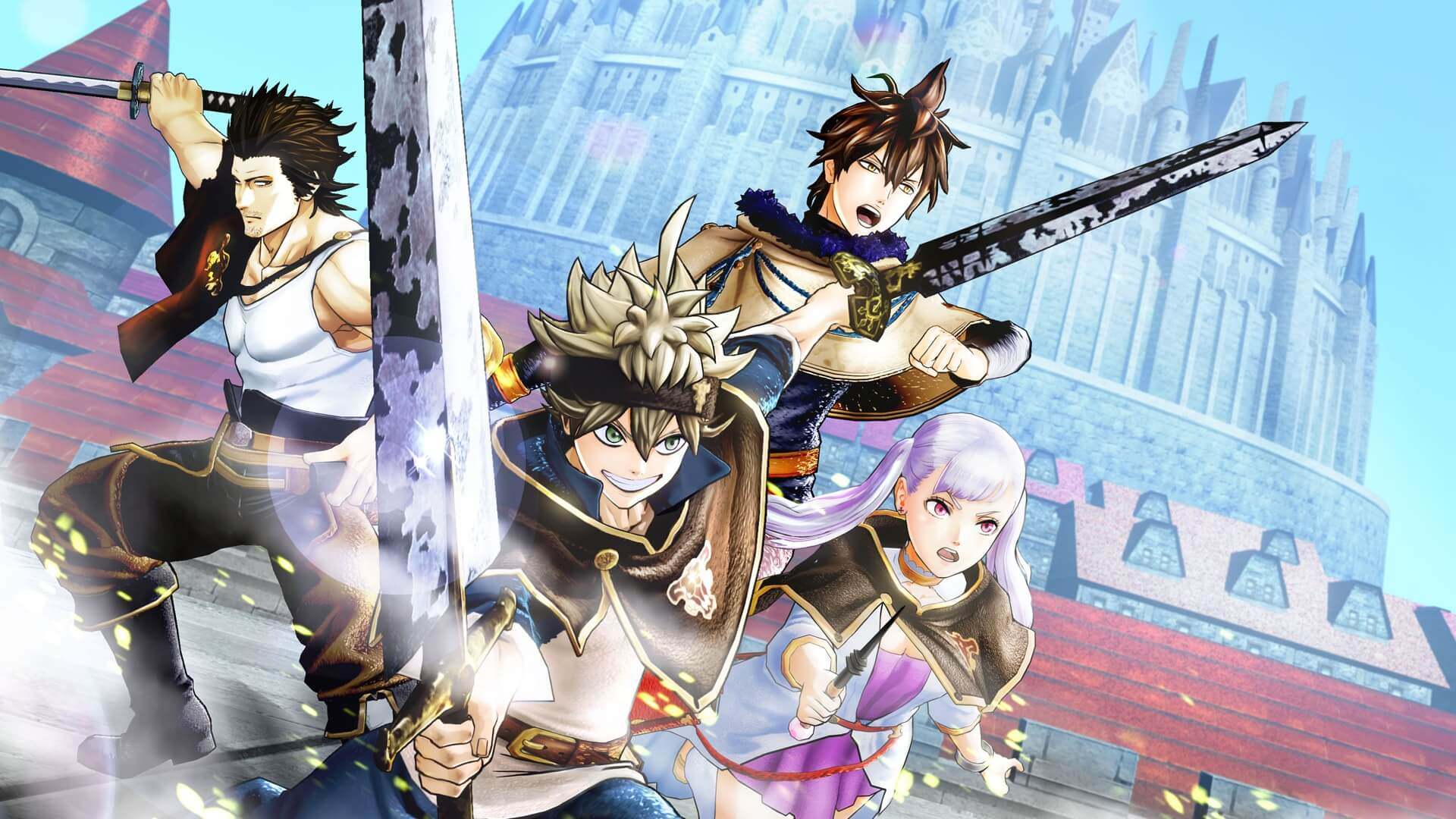 Below you'll find a list of all ps4 wallpapers that have been. Black Clover Aesthetic Ps4 Wallpapers - Wallpaper Cave