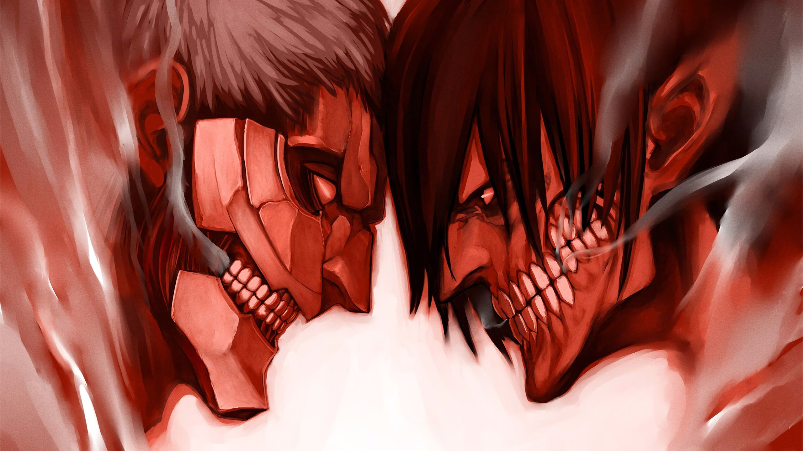 There's always talk about the quality animation in attack on titan. Armored Titan Wallpapers - Wallpaper Cave