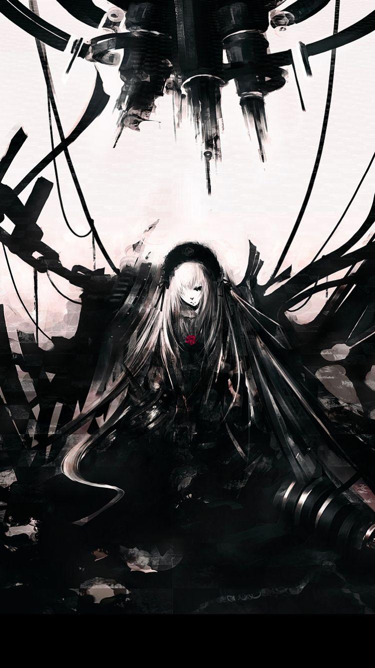 Anime Gothic Wallpaper : anime, gothic, wallpaper, Anime, Wallpapers, Wallpaper
