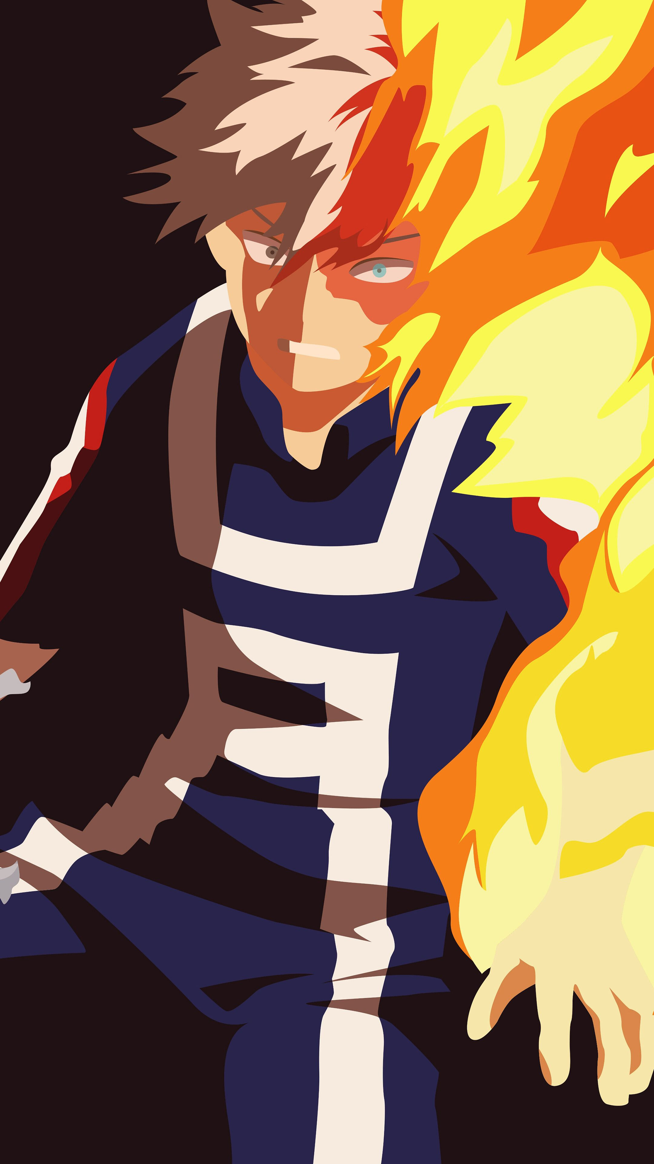 Discover this awesome collection of boku no hero academia iphone wallpapers. MHA iPhone Wallpapers - Wallpaper Cave
