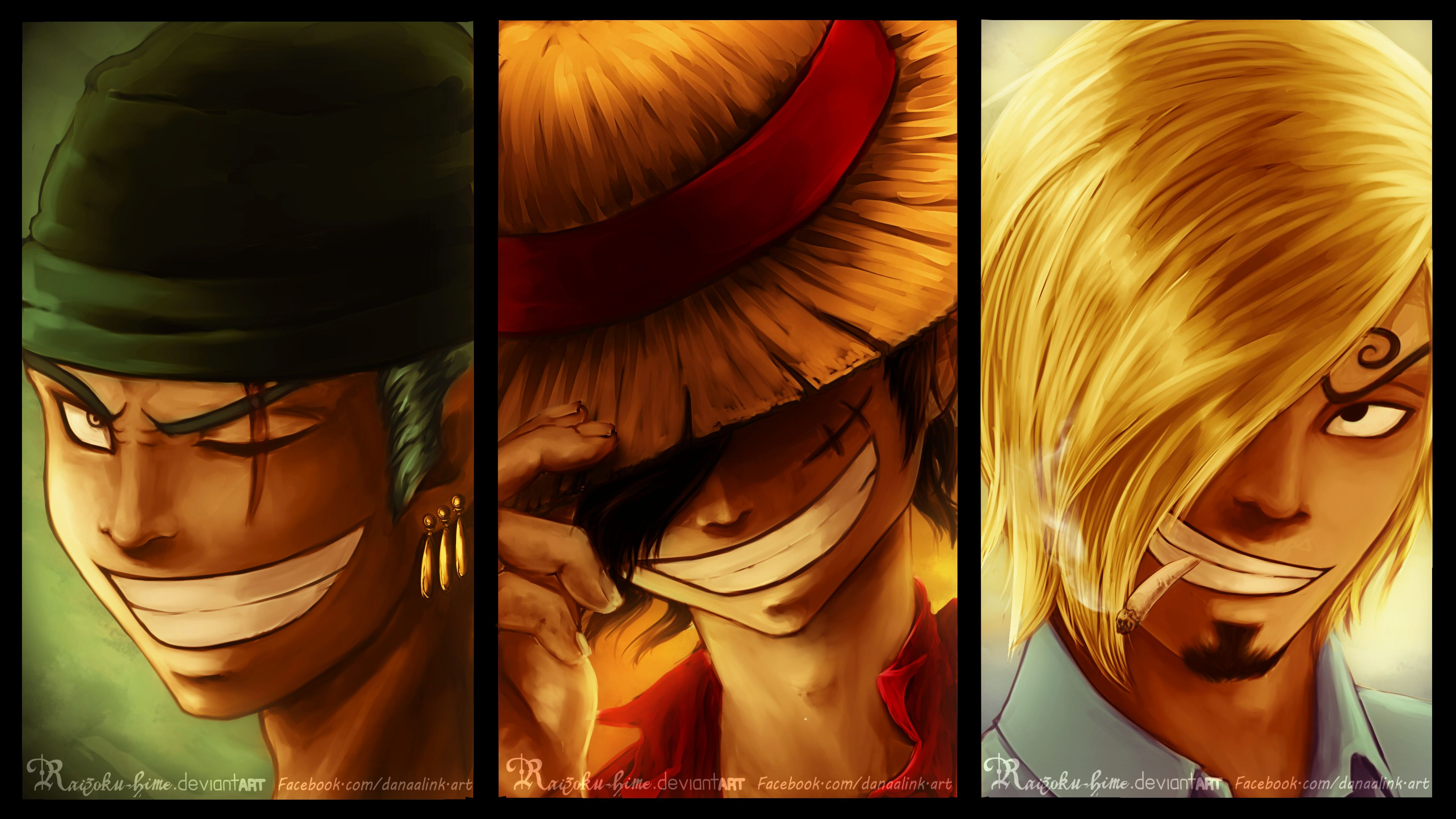 I'd also like to inform you that these wallpapers. Luffy Zoro Wallpapers - Wallpaper Cave