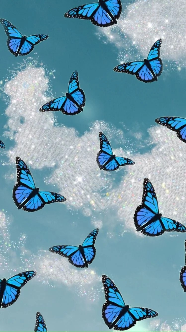 Aesthetic Butterfly Wallpaper Laptop : aesthetic, butterfly, wallpaper, laptop, Aesthetic, Butterfly, Wallpapers, Wallpaper