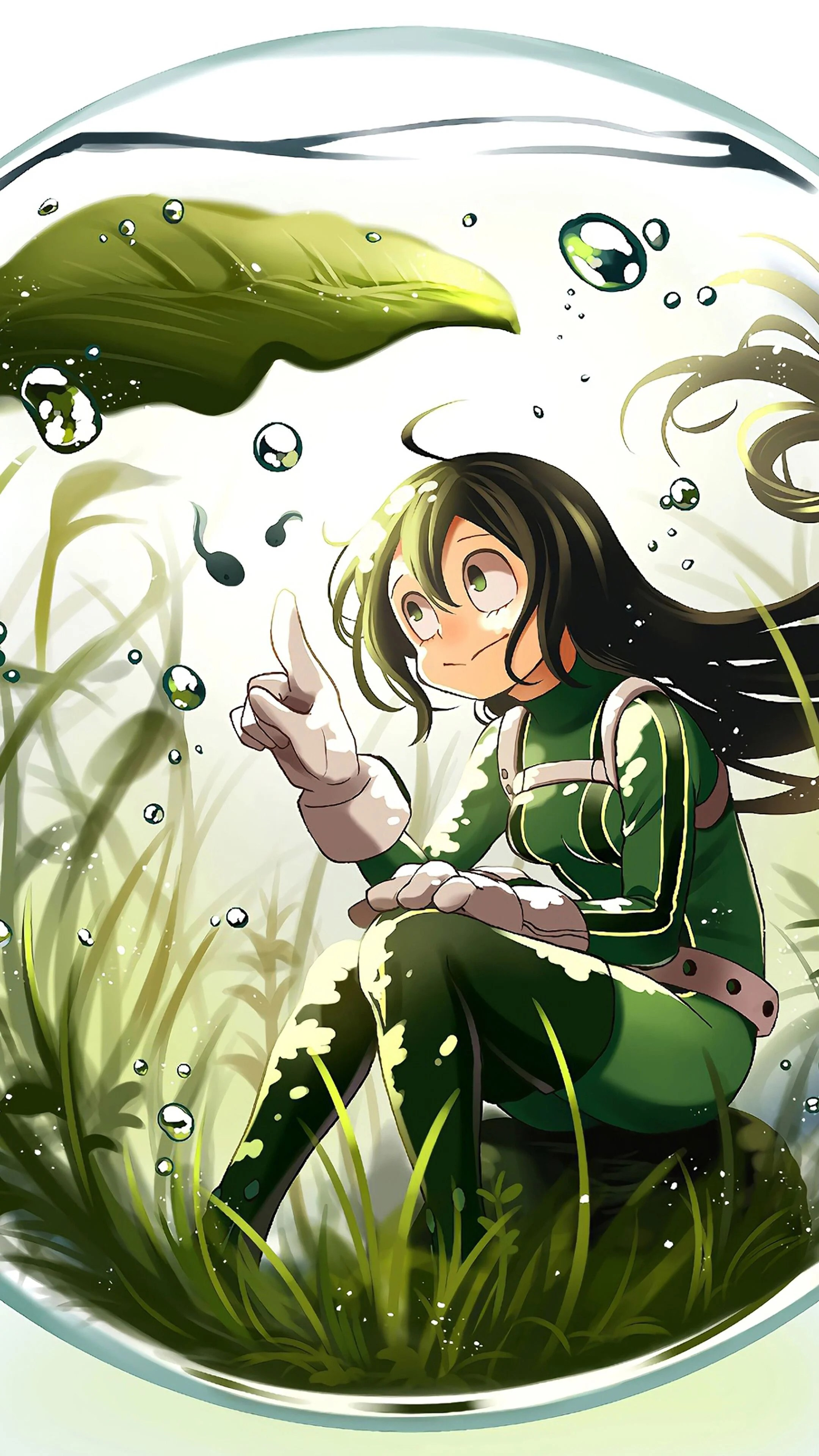 Download wallpapers from anime my hero academia for monitor with resolution 1920x1080 and tags on page: My Hero Academia Froppy Wallpapers - Wallpaper Cave
