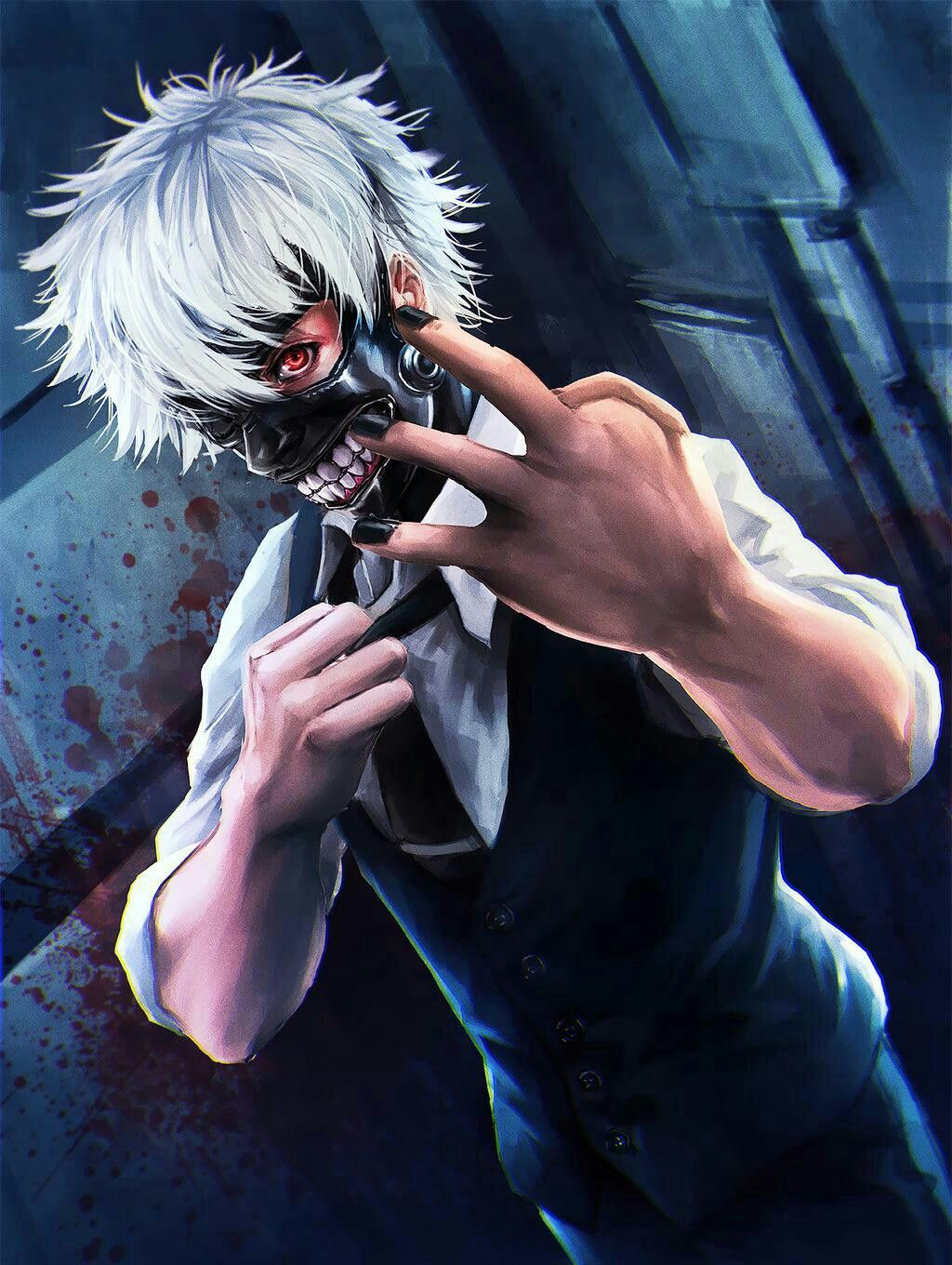 Middle Finger Anime : middle, finger, anime, Tokyo, Ghoul, Middle, Finger, Wallpapers, Wallpaper