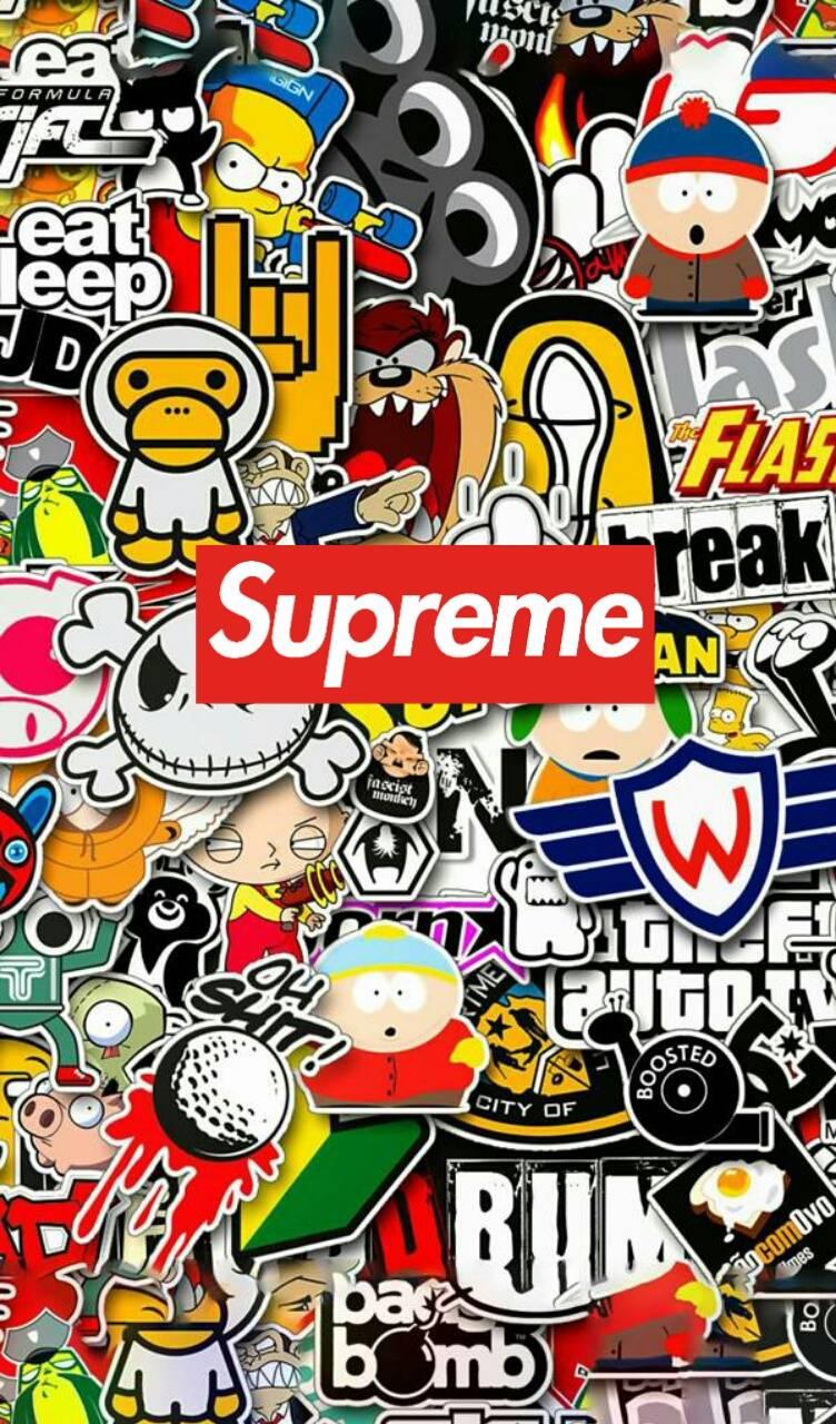 Cartoon Cool Supreme Wallpapers : cartoon, supreme, wallpapers, Cartoon, Supreme, Wallpapers, Wallpaper