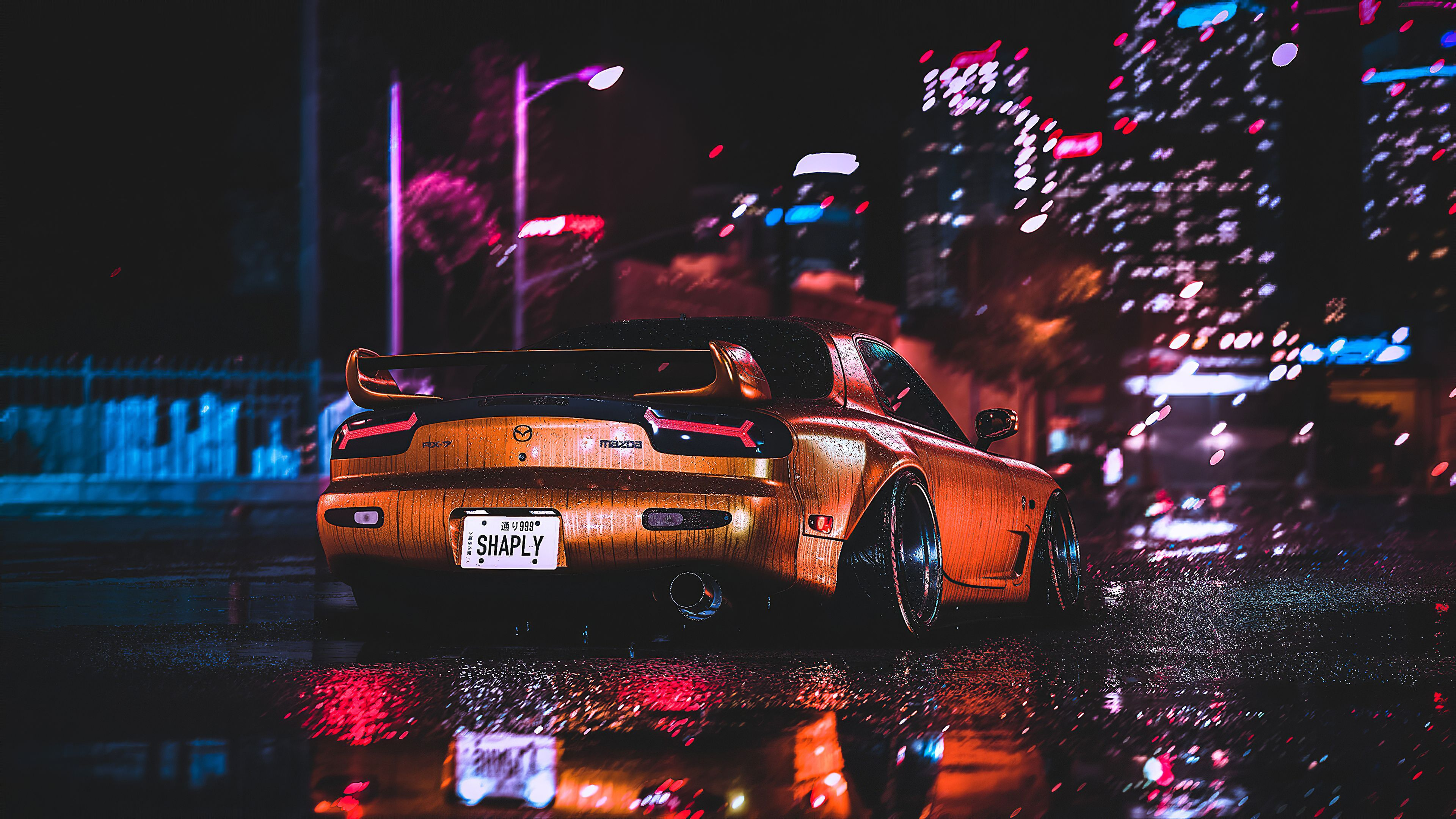 Check out these amazing selects from all over the web. Night Car Wallpapers Wallpaper Cave