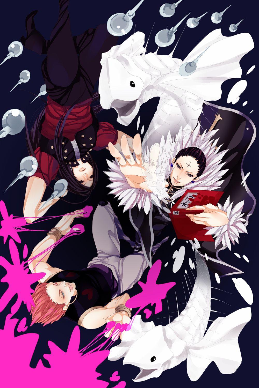 Illumi's 2011 anime adaptation design for the hunter exam. Hunter X Hunter Lucifer And Hisoka Wallpapers - Wallpaper Cave