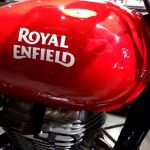 Red Colour Royal Enfield Wallpapers Wallpaper Cave