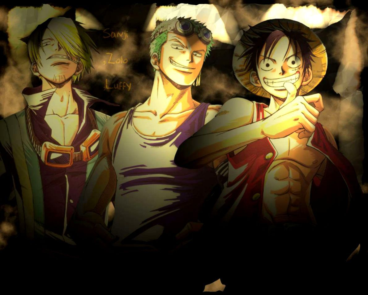 Download one piece monster trio fan art for desktop or mobile device. Monster Trio Wallpapers - Wallpaper Cave
