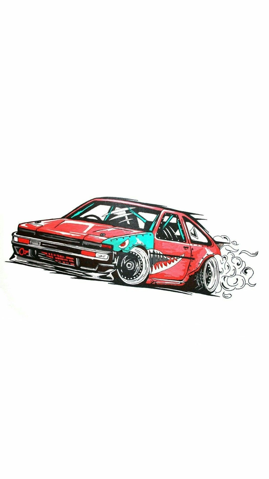 It's super easy art tutorial, only follow me step by step, if you need more time, you can. Cartoon Cute Car Wallpapers Wallpaper Cave
