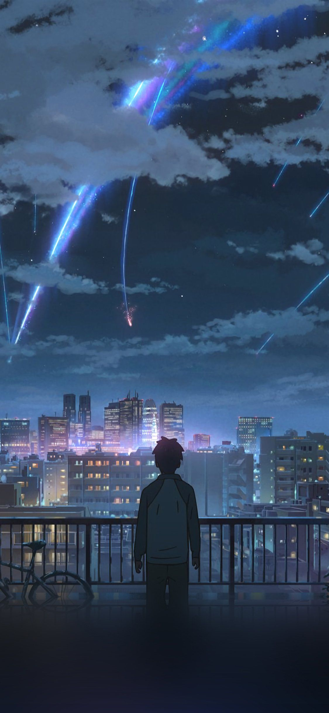 Your Name Wallpaper Iphone Live : wallpaper, iphone, Wallpapers, Wallpaper