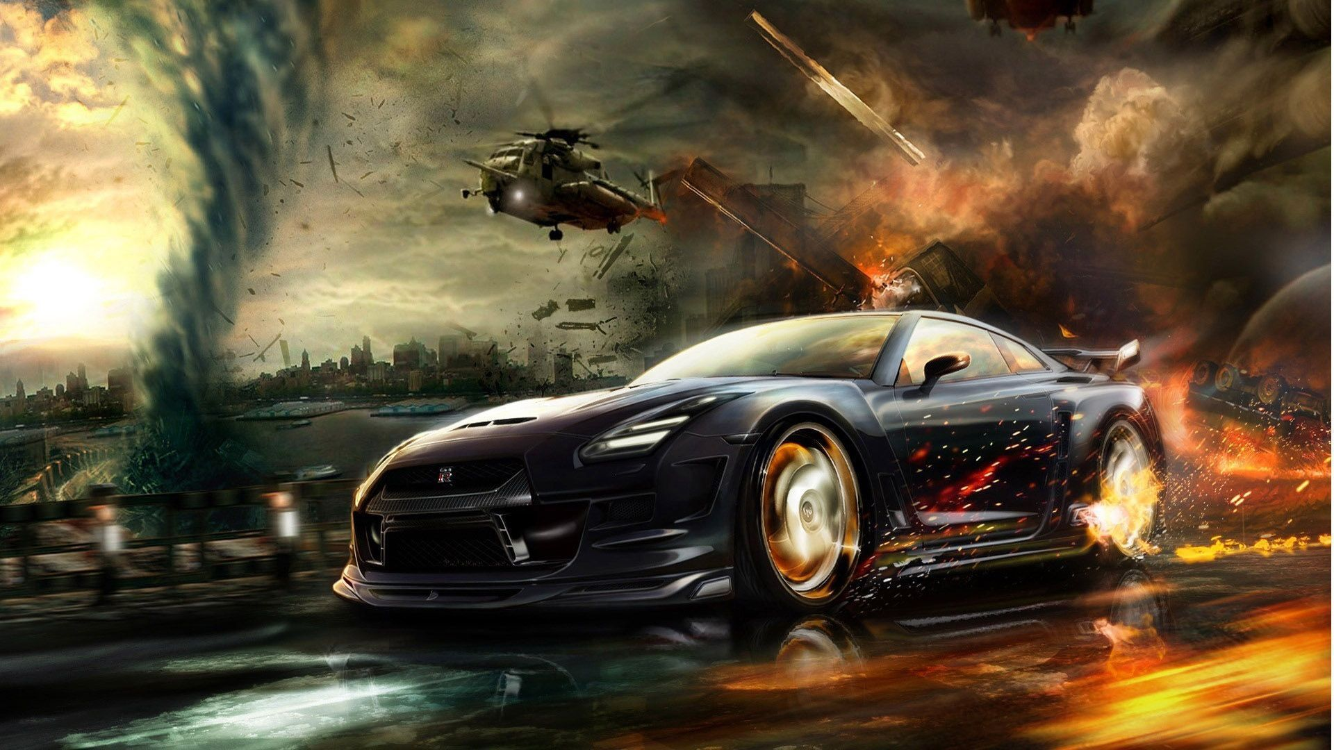 If you're purchasing your first car, buying used is an excellent option. Animated Cars Wallpapers Wallpaper Cave