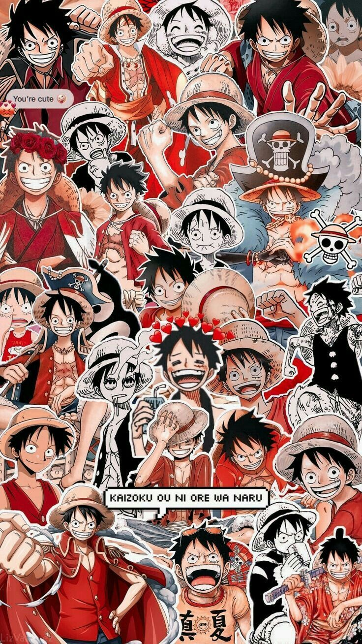 One Piece Anime Aesthetic Ps4 Wallpapers Wallpaper Cave