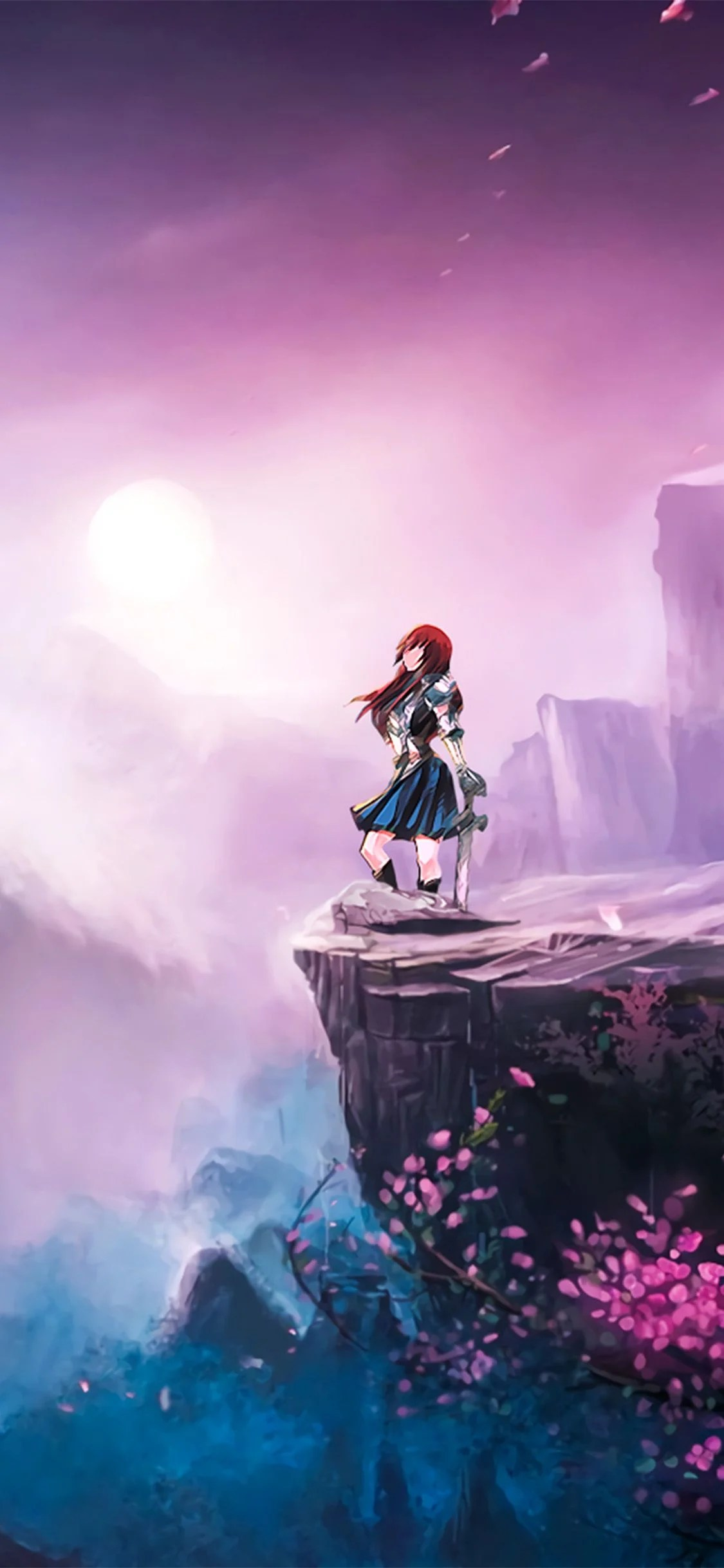 4k Anime Iphone 12 Wallpapers Wallpaper Cave