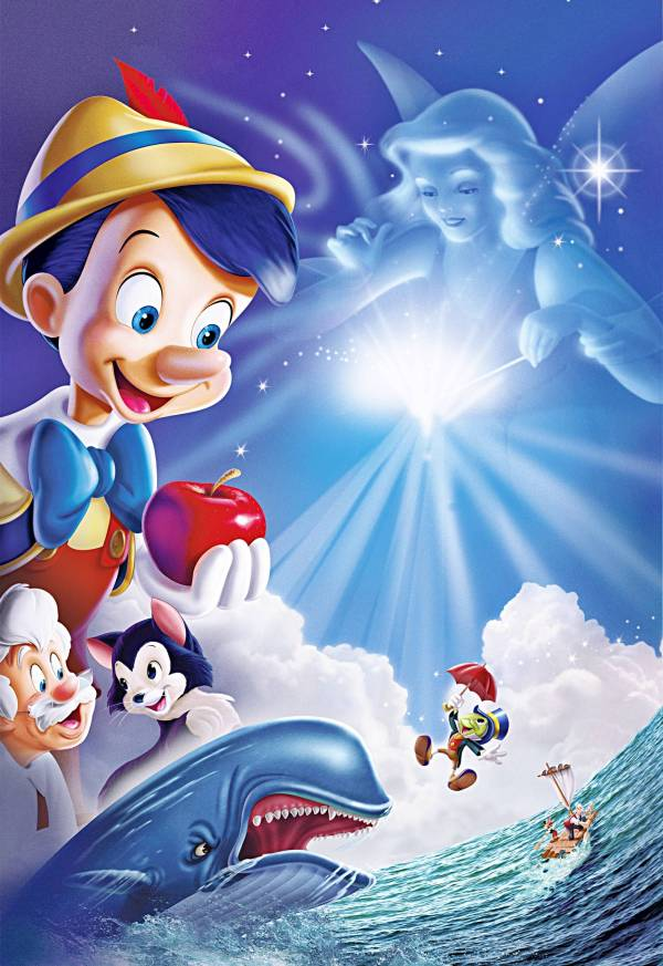 Pinocchio Wallpapers Wallpaper Cave