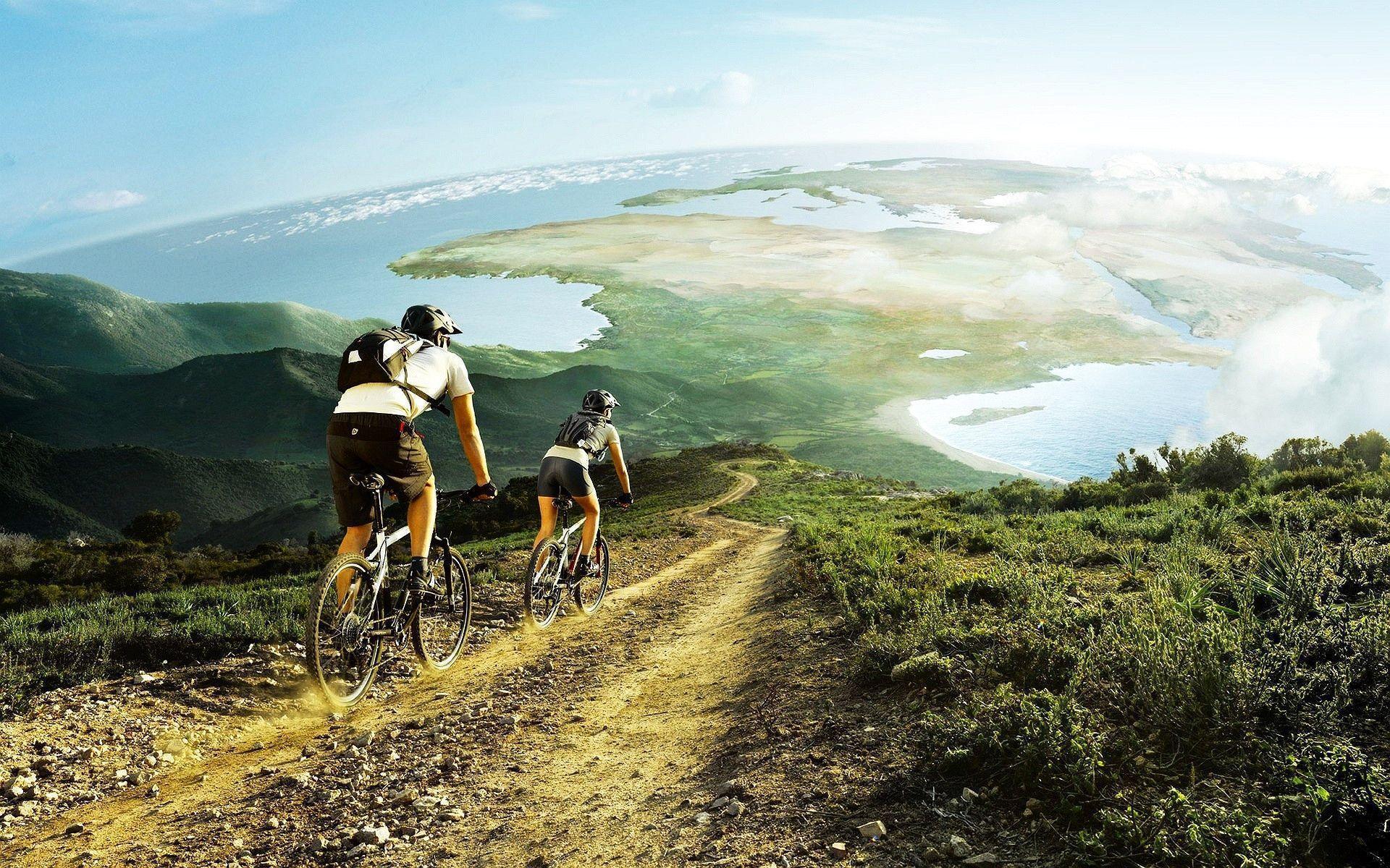 downhill mountain bike wallpapers