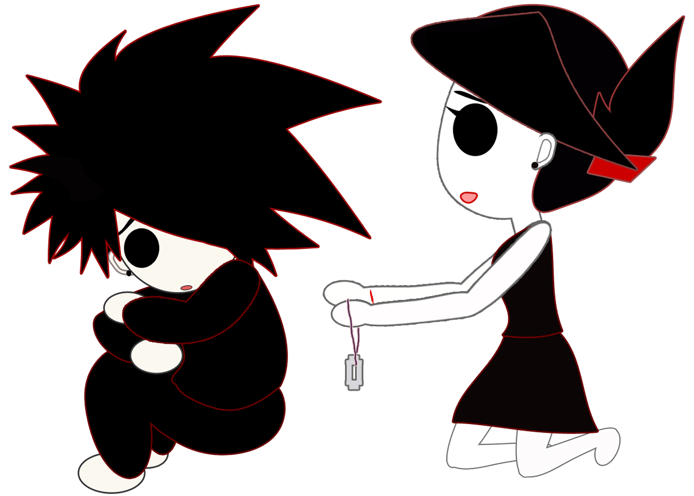 Couple Cartoon Wallpaper With Quotes Emo Love Wallpapers 2015 Wallpaper Cave