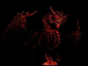 dragon dark wallpapers fantasy hd dragons desktop iphone background backgrounds computer alphacoders cave wallpapercave sign log abyss