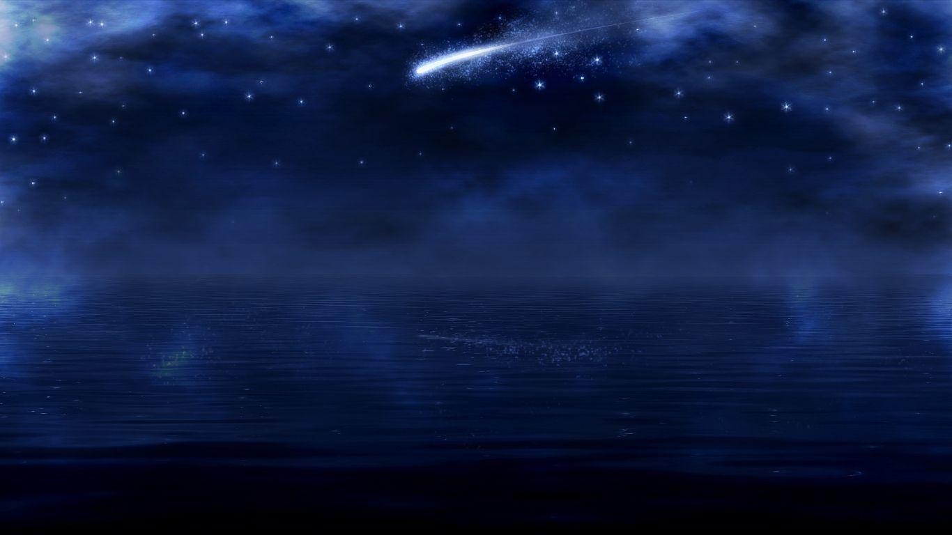 Wallpaper Falling Stars Shooting Star Wallpapers Wallpaper Cave