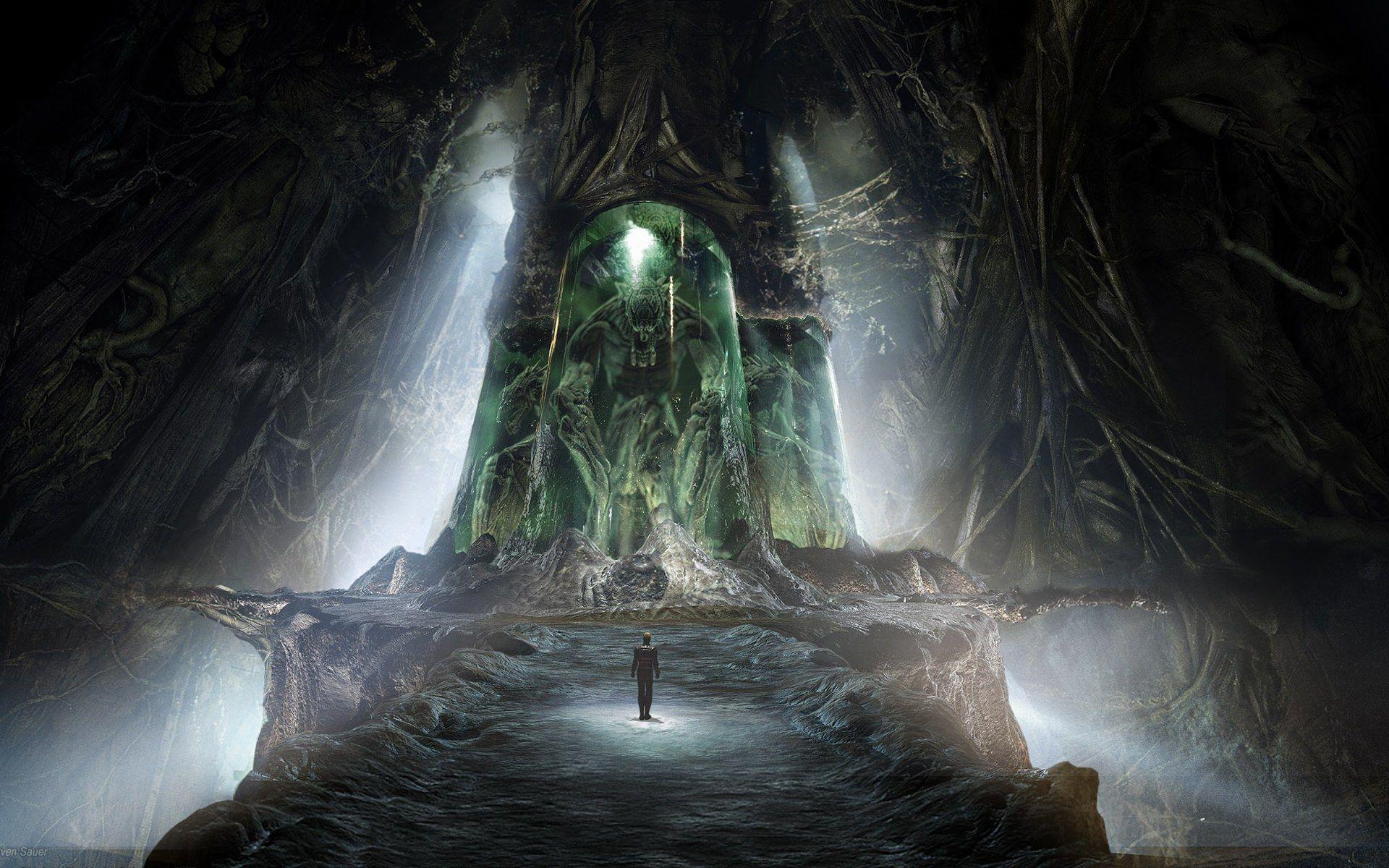 Fantasy Wallpaper Backgrounds Wallpaper Cave