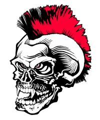 Punk Skull Wallpapers - Wallpaper Cave