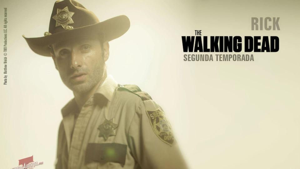 RICK-The Walking Dead-American TV series Wallpaper - 1920x1080 ...