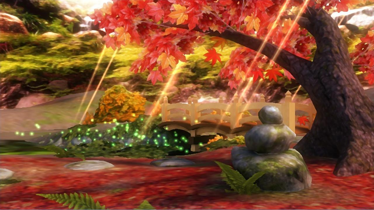 Awesome Fall Wallpapers 3d Fall Wallpapers Wallpaper Cave