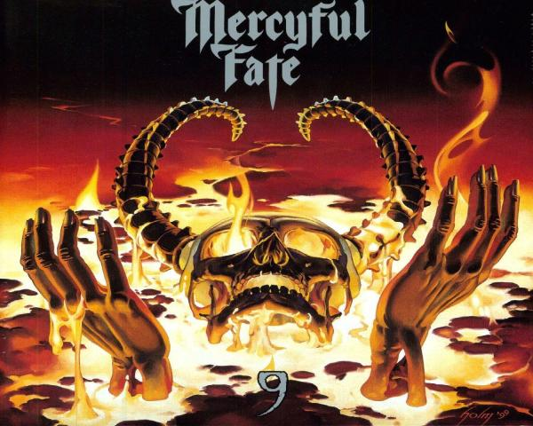King Diamond Mercyful Fate Albums