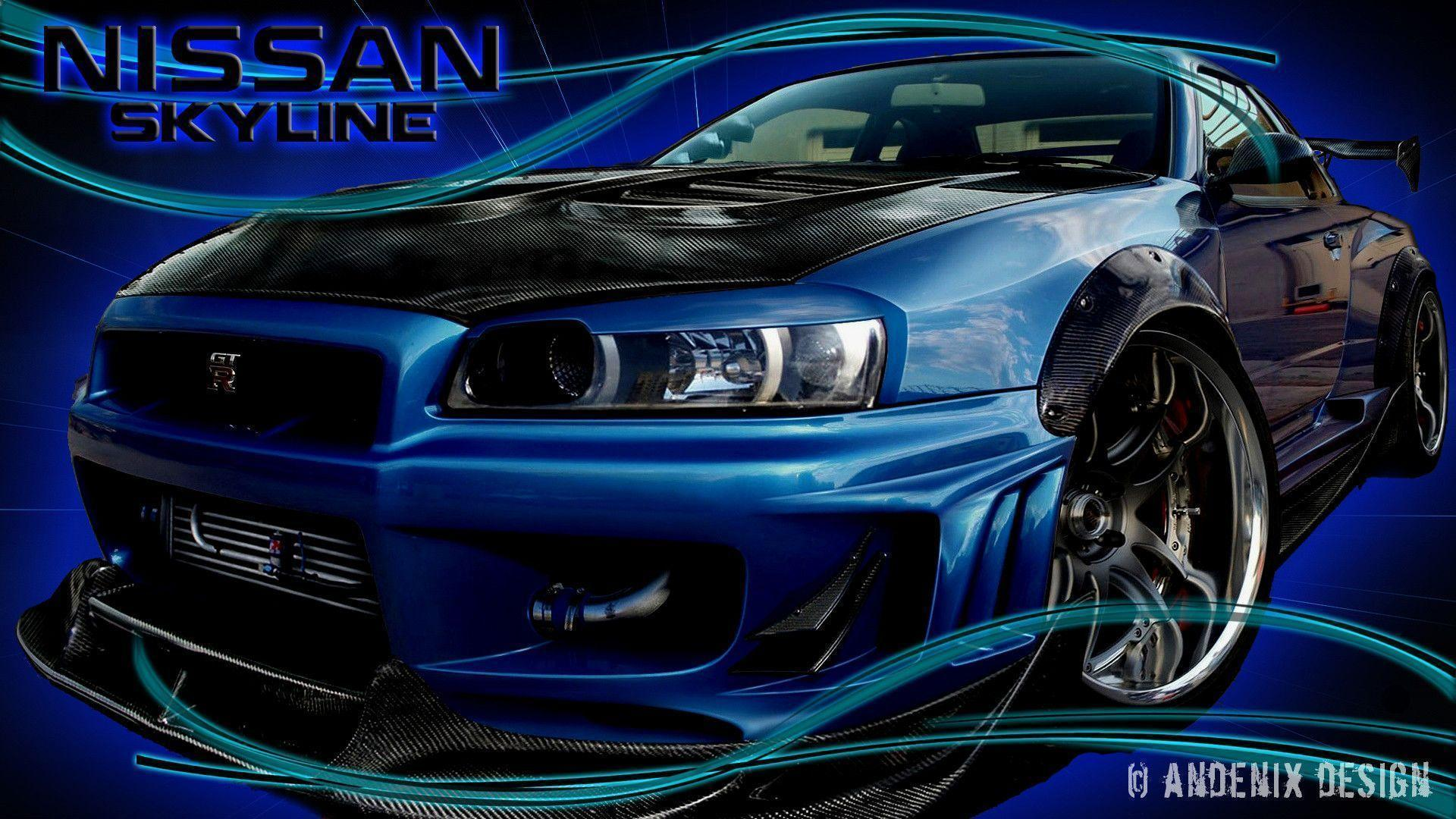 Nissan Skyline Wallpapers  Wallpaper Cave