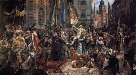 Medieval themed painting Jan Matejko history classic art Poland HD wallpaper Wallpaper Flare