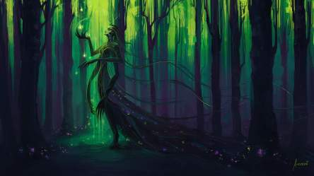 Mythical creature 3D illustration artwork Aenami HD wallpaper Wallpaper Flare