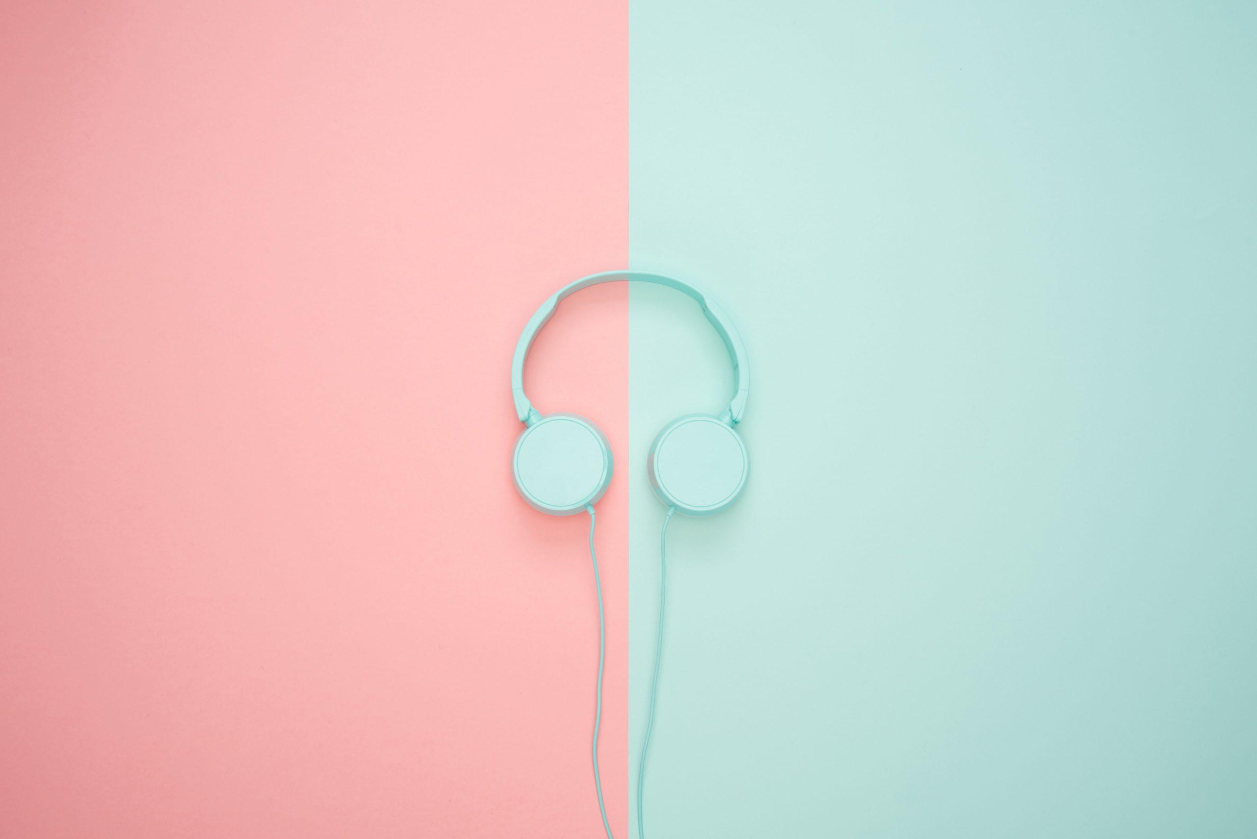 Aesthetic retro wallpaper · aesthetic rose wallpaper · aesthetic tumblr wallpaper · aesthetic wallpaper for ipad · aesthetic wallpaper pink. Headphones minimalism pastel pink • Wallpaper For You HD