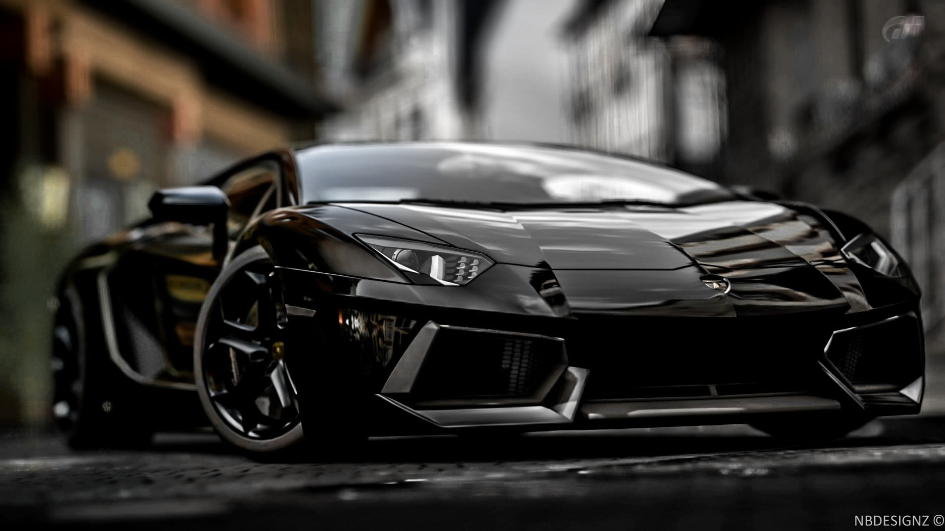 They don't require the use of cellular data and you don't have to worry about losing signal. Black Sports Car Wallpaper Lamborghini Lamborghini Aventador Vehicle Wallpaper For You Hd Wallpaper For Desktop Mobile