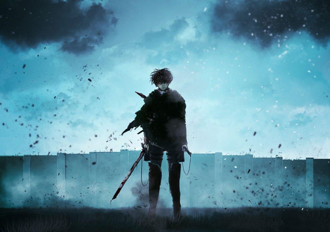 Anime Wallpaper Levi Brainly