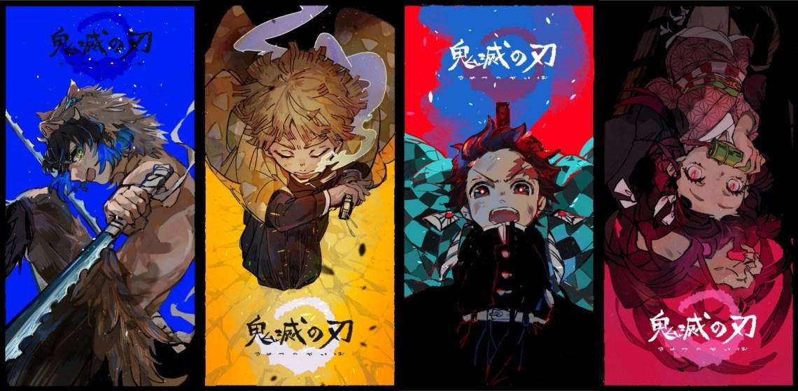 Wallpaper Anime Demon Slayer Kimetsu No Yaiba Inosuke Wallpaper For You Hd Wallpaper For Desktop Mobile