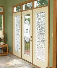 Decorating Sidelights | Decorative Window Film Blog