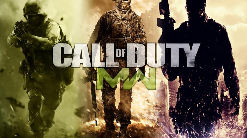 Mw3 3d Wallpapers Call Of Duty Modern Warfare Poster Hd Wallpaper Wallpaperfx