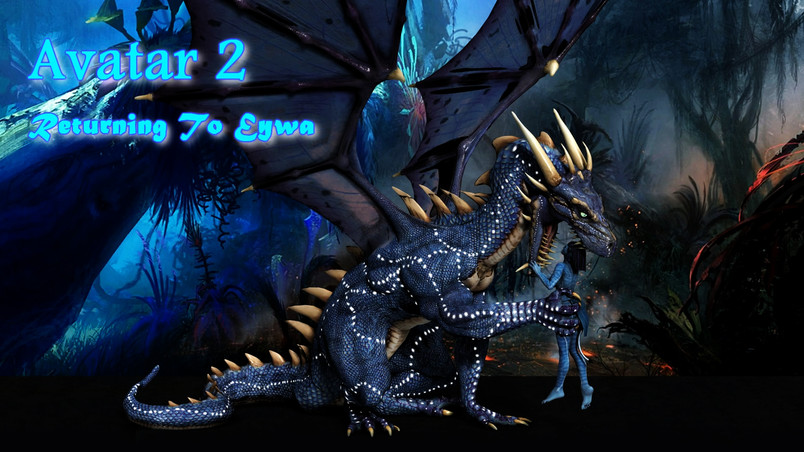 How To Make 3d Wallpaper For Pc 2015 Avatar 2 Returning To Eywa Hd Wallpaper Wallpaperfx