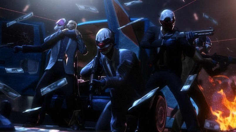 320x480 Animated Wallpapers Payday 2 Hd Wallpaper Wallpaperfx