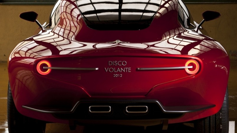 320x480 Animated Wallpapers Alfa Romeo Disco Volante 2012 Hd Wallpaper Wallpaperfx
