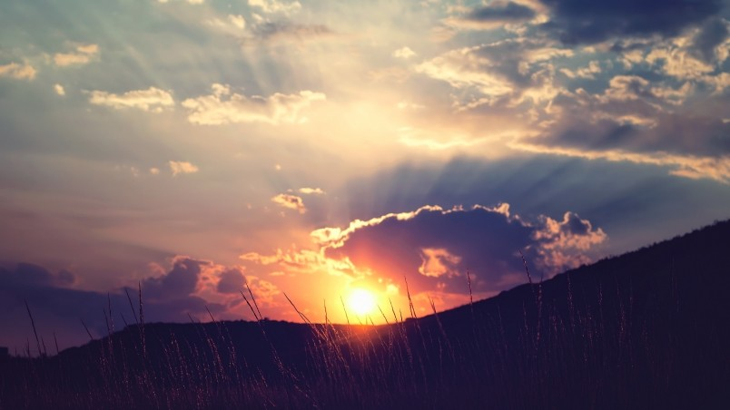 Iphone 4 Animated Wallpaper Vintage Nature Sunset Hd Wallpaper Wallpaperfx