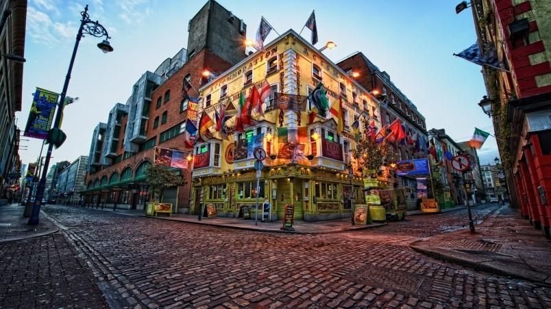 Create Animated Wallpaper Dublin Ireland Hd Wallpaper Wallpaperfx