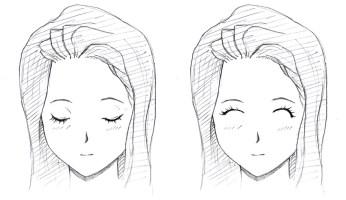 Drawing An Anime Eye