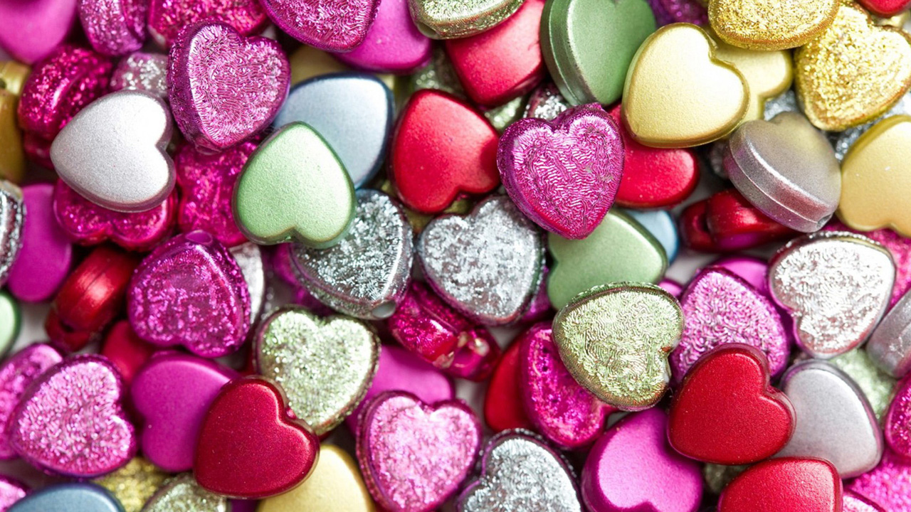 3d Animated Wallpapers For Mobile Free Download Pink Heart Wallpapers