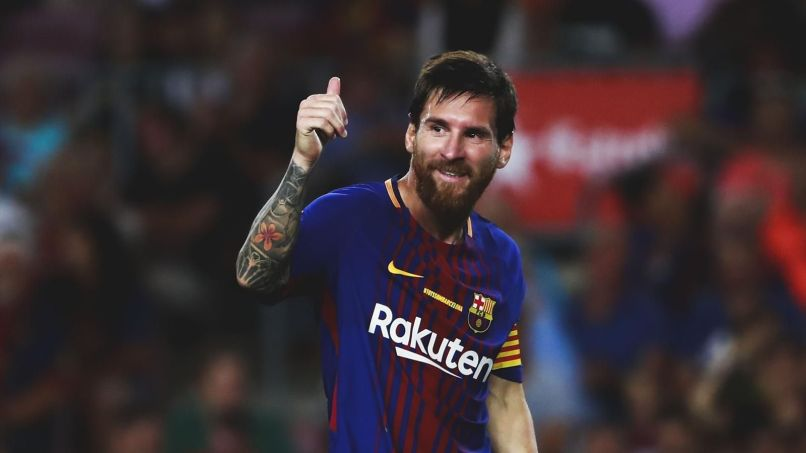 Lionel Messi Wallpapers 2018