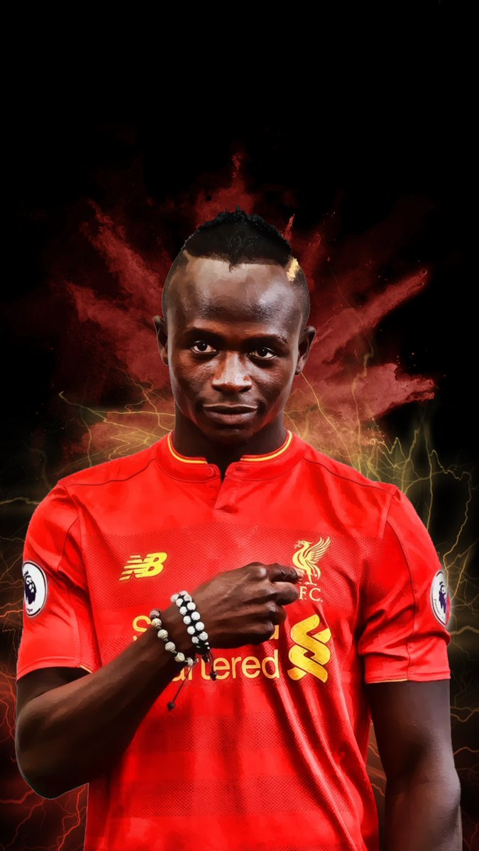 Free Romantic Wallpapers With Quotes Sadio Mane Wallpaper