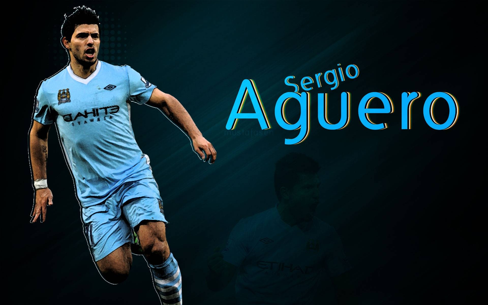 Animated Wallpapers For Pc Desktop Free Download Sergio Aguero Hd Wallpaper